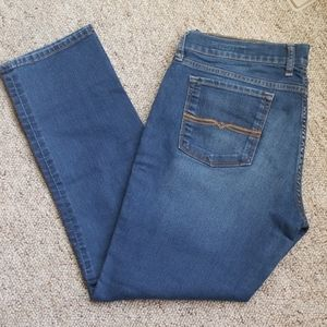 BNWOT Lucky Brand Ankle Jeans